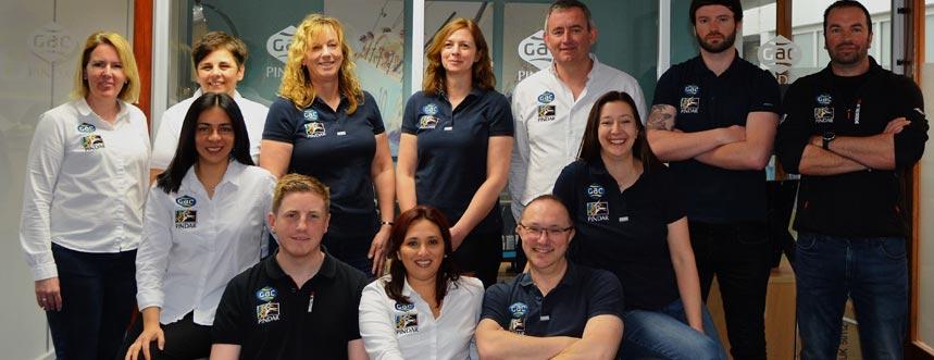 GAC Pindar - Our team