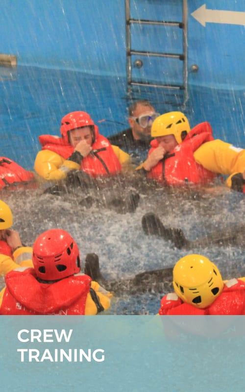 GAC Pindar - Crew Training