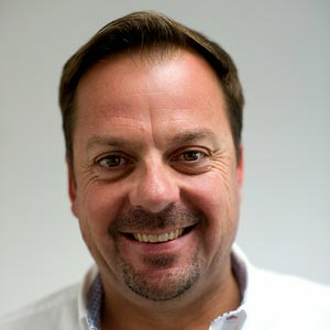 Nick Crabtree - Head of Business Development