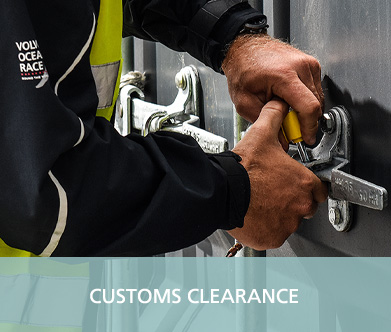 GAC Pindar - Customs clearance