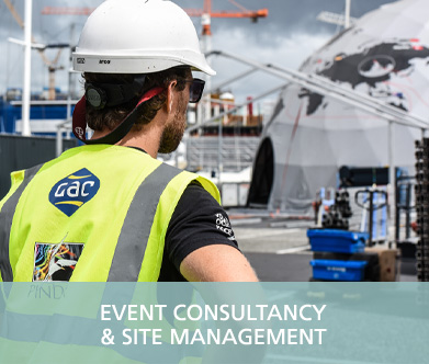 GAC Pindar - Event consultancy and site management