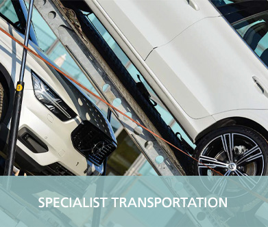 GAC Pindar - Specialist transportation