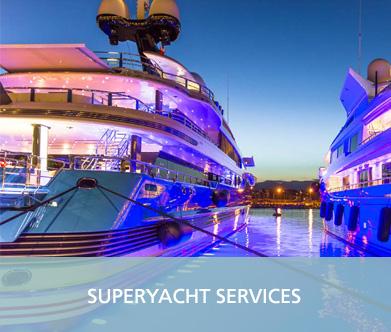 GAC Pindar - Superyacht Services