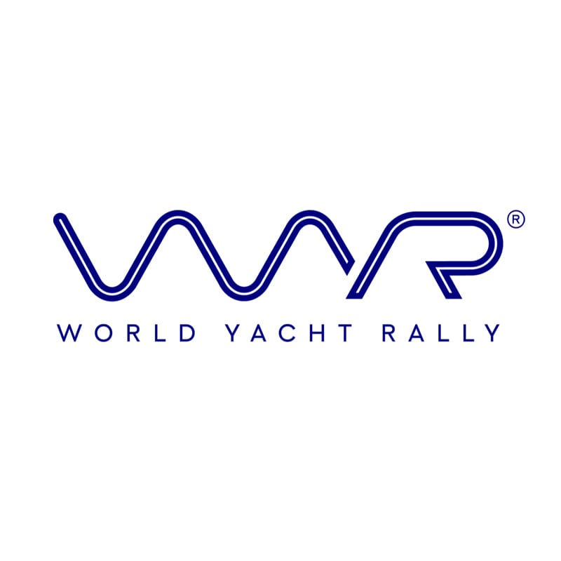 The World Yacht Rally Logo with link to external website