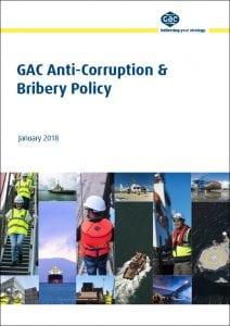 GAC Anti-Corruption & Bribery Policy