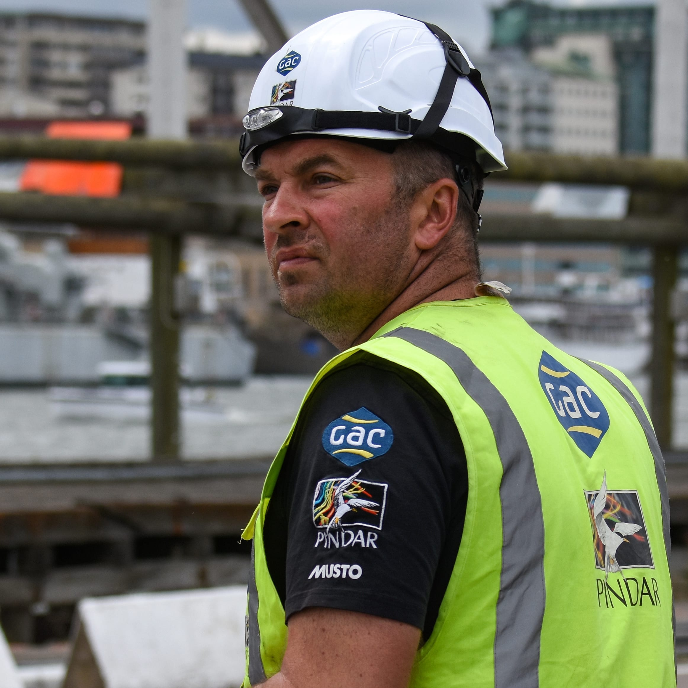 Olly Smith – Site Operations and Project Manager