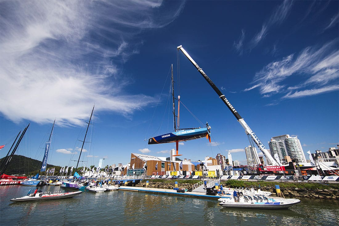 GAC Pindar appointed official logistics provider to The Ocean Race