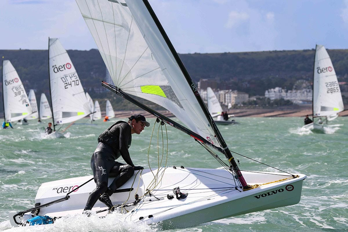 GAC Pindar - Celebrating UK's 2020 sailing event successes image