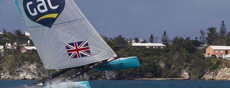 GAC Pindar - Sailing Team